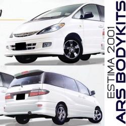 Toyota Wish '01 AR Style Body Kit