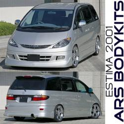Toyota Estima '01 TLN Style Body Kit
