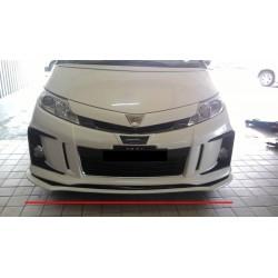 Toyota Estima '12 Aeras Spec Front Lip