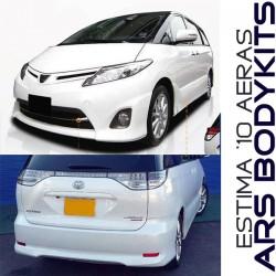 Toyota Estima '10 Aeras style Body Kit