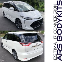 Toyota Estima 2017 Conversion Body Kit