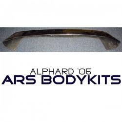 Toyota Alphard '05 ARS Style Roof Spoiler