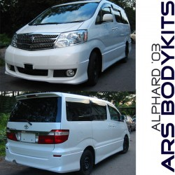 Toyota Alphard '03 AR Style Body Kit