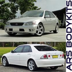 Lexus IS200 OEM Style Bumper