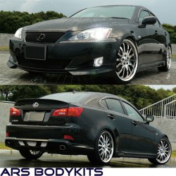 Lexus IS250 '06 Wald Style Body Kit