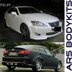 Lexus IS250 Facelift '10 Wald Style Body Kit