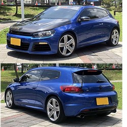 Volkswagen Scirocco R Style Body Kit