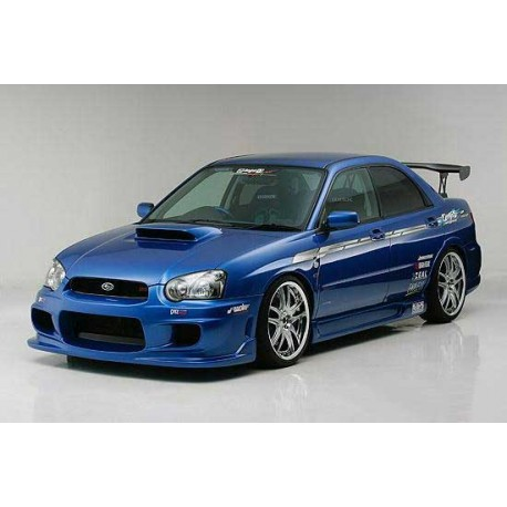Subaru Impreza 2004 INGS Body Kit