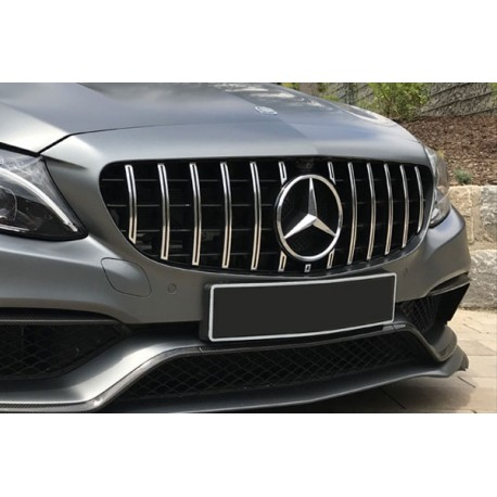 Mercedes Benz W205 Panamericana GT Front Grille