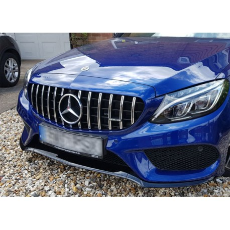 Mercedes Benz W205 '19 Panamericana GT Front Grille