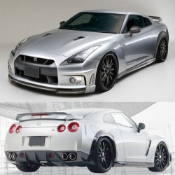 Nissan GT-R35 Wald Body Kit