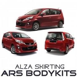 Perodua Alza '14 SE style Body Kit