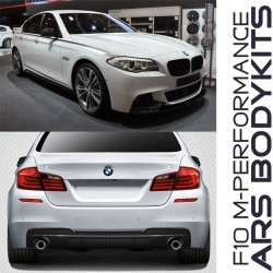 BMW 5 Series F10 M Performance style Conversion Body Kit