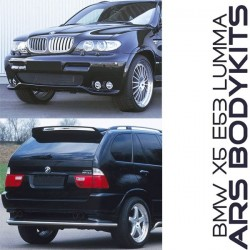 BMW X5 E53 Hamann style Body kit