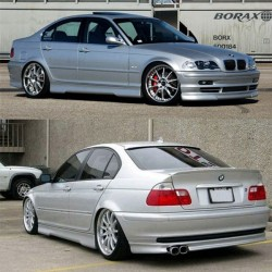 BMW 3 Series E46 Hamann style Body Kit