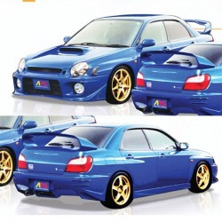 Subaru Impreza '01 ZS style Body Kit