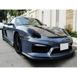 Porsche 987 Cayman / Boxster 987 GT4 style Conversion Bumpers