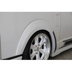 Toyota Hiace '16 HRT style Fender Arch