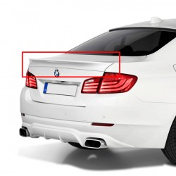 BMW 5 Series F10 AC Schnitzer style Rear Spoiler