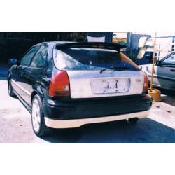 Honda Civic EK Hatchback 1996 Rear Skirt