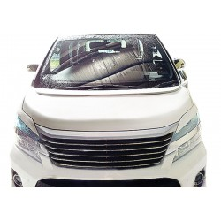 Toyota Vellfire Bonnet Wing and Eyelids