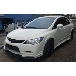Honda Civic FD TR-MM style Front Bumper