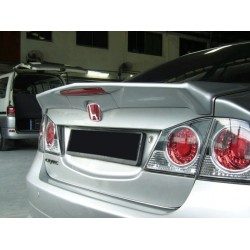 Honda Civic FD Modulo Ducktail Rear Spoiler