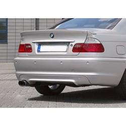 BMW 3 Series E46 AC Schnitzer Rear Bumper