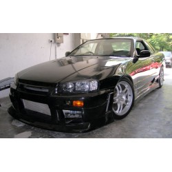 Nissan GT-R34 GTT 2 Door I Body Kit