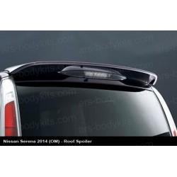 Nissan Serena 2014 OEM Spoiler